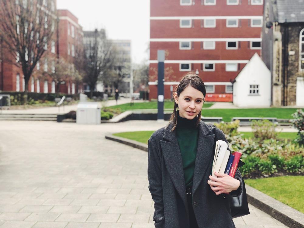 Наталья Будылдина о стажировке в Университете Манчестера – Новости ...