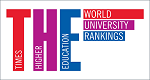 Times Higher Education Ranking (Arts and Humanities)