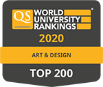 QS Rankings by subject, Art & Design